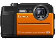Artikelbild PANASONIC DC-FT 7 EG-A Digitalkamera 20 Megapixel 4.6x opt. Zoom Orange NEU OVP