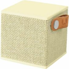 Artikelbild Fresh´N Rebel Rockbox Cube Fabriq Buttercup Bluetooth Aux Mini Lautsprecher