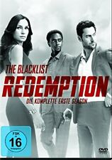 Artikelbild The Blacklist Redemption DVD Staffel 1
