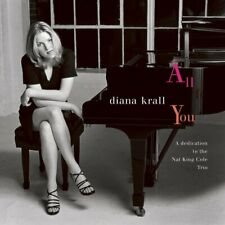 Artikelbild All For You Krall,Diana 2 LP Vinyl 45 rpm  180 gr ORG