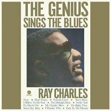 Artikelbild Charles,Ray The Genius SIngs The Blues limitierte Import Vinyl 180 gr