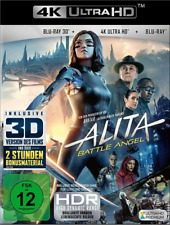 Artikelbild Alita Battle Angel 4K Utra HD Bluray + 3D Bluray + 2D Bluray Neu OVP