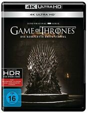 Artikelbild Blu-Ray 4K Ultra HD Game of Thrones Staffel 1 Bluray Neu OVP