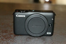 Artikelbild Canon EOS M10 18MP Spiegellose Systemkamera - Schwarz (Kit w/ 15-45mm IS STM)