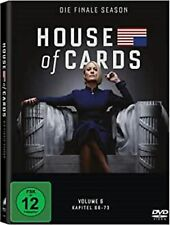 "Artikelbild DVD - House of Cards - Staffel 6 ""Finale Staffel"" *Neu / OVP*"
