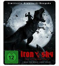 Artikelbild Blu-Ray Steelbook  Iron Sky: The Coming Race Teil 2 *Neu/OVP*