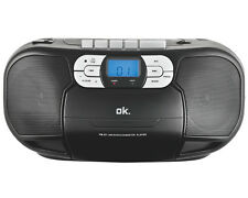 Artikelbild OK. ORC 500 CD Player Radio UKW LC Display Schwarz NEU & OVP