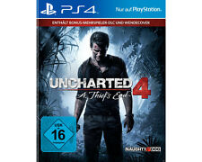Artikelbild PS4 Uncharted 4 A Thief's End - Standard Plus Edition