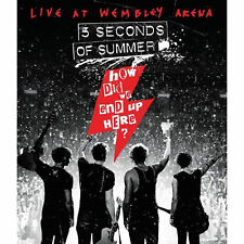 Artikelbild 5 Seconds of Summer-How Did We End Up Here?(Live at Wembley Arena)Neu