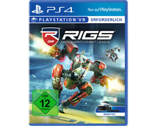 Artikelbild PS4 RIGS: Mechanized Combat League PS VR erforderlich NEU & OVP