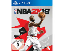 Artikelbild PS4 NBA 2K18 Basketball NEU OVP
