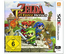 Artikelbild NINTENDO 3DS Legend of Zelda Tri Force Heroes NEU & OVP