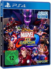 Artikelbild PS4 Marvel Vs Capcom Infinite Prügler SNK NEU & OVP