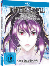 Artikelbild Ghost in the Shell: Stand Alone Complex - Solid State Society - (Blu-ray)