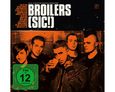 Artikelbild Broilers - (Sic!) Limited Deluxe-Edition DigiPak CD+ DVD Video