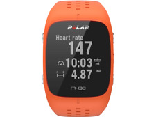 Artikelbild POLAR M430, Smartwatch, 130-230 mm GR. M/L, Orange Sportuhr mit GPS