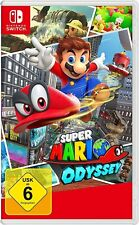 Artikelbild Super Mario Odyssey (Switch) Game Spiel Neu OVP