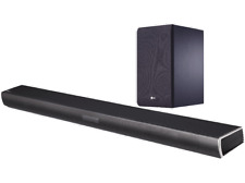 Artikelbild LG SJ 4 Soundbar mit Wireless Subwoofer, Bluetooth, 300 Watt