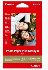 Artikelbild Canon Papier-Folien PP-201 PHOTO PAPER PLUS II 10x15