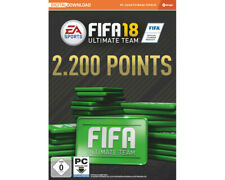 Artikelbild Fifa 18 Ultimate Team 2200 Points für PC, Code in a Box, Neu & OVP