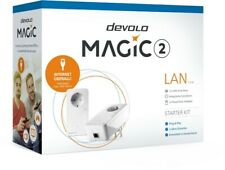 Artikelbild Devolo Magic 2 LAN Starter Kit 1-1-2 Neu & OVP