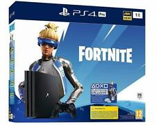 Artikelbild PlayStation 4 Pro (1TB, black): Fortnite Neo Versa Bundle