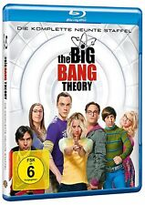 Artikelbild The Big Bang Theory - Staffel 9 Serie Film Blu-ray DVD  NEU OVP