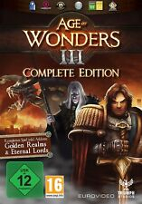 Artikelbild Age of Wonders 3-Complete Edition (PC) NEU OVP