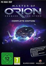 Artikelbild Master of Orion (PC)Conquer The Stars Complete Edition NEU OVP