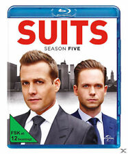 Artikelbild Suits Staffel 5 auf Blue Ray NEU OVP