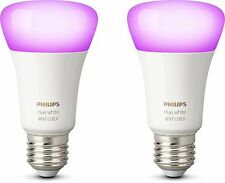 Artikelbild 2321726 Philips Hue White and Color Ambiance LED-Lampe Doppelpack E27, 2er-Pack