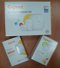 Artikelbild neues Gigaset ELEMENTS SAFETY STARTER KIT mit 2. Bewegungssensor und Alarmsirene