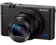 Artikelbild SONY DSC-RX 100 IV Digitalkamera 20.1 Megapixel 24-70 mm Zoom Full HD