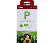 Artikelbild Canon Easy Photo Pack E-P100 inkl.Farbband Selphy ES. 100 x 148 mm NEU