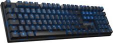 Artikelbild Roccat Suora Mechanical Tactile Keyboard DE Layout Tastatur Schwarz