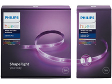 Artikelbild Philips PL24085 Hue Light Strip Plus Basis 2m + 1m LightStrip Plus Neu