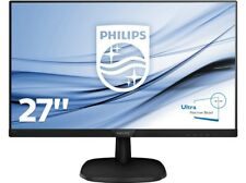 Artikelbild PHILIPS 273V7QDAB/00 BLACK FULL HD MONITOR SCHWARZ 23 WATT NEU