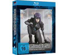 Artikelbild Ghost in the Shell Stand Alone Complex Complete Editio Blu-ray