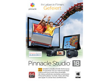 Artikelbild Pinnacle Studio 18 Vollversion 1 Lizenz Windows Videobearbeitung