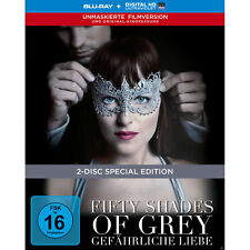 Artikelbild Fifty Shades Of Grey 2 Gefährliche Liebe Dakota Johnson Blu-ray