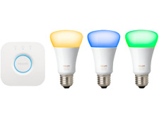 Artikelbild PHILIPS Hue White und Color Ambiance E27 L 4. Generation, Starter Kit, NEU & OVP