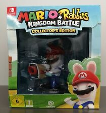Artikelbild Mario + Rabbids Collectors Edition Nintendo Switch NEU&OVP