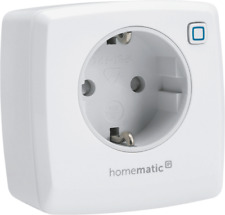 Artikelbild Homematic IP Dimmer-Steckdose Phasenabschnitt Smart Home Handysteuerbar