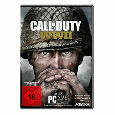 Artikelbild 2258259 Call of Duty WWII / WW2 / World War 2 - Standard Edition - PC - Neu OVP