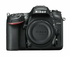 Artikelbild 1973207 Nikon D7200 SLR-Digitalkamera Body (VBA450AE) 24 Megapixel, 8 cm Display