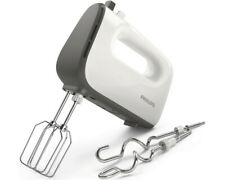 Artikelbild PHILIPS HR3741/00 Handmixer Viva Collection 450 Watt Weiß Kaschmirgrau