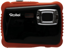 Artikelbild ROLLEI Sportsline 65 Digitalkamera Orange/Schwarz, 5 Megapixel, TFT-Display