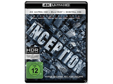 Artikelbild Inception - (4K Ultra HD Blu-ray + Blu-ray) - NEU - OVP -