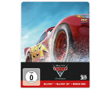 Artikelbild Cars 3 - Evolution 3 D Blu Ray BD Disc Steelbook Film Movie NEU OVP