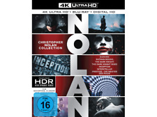 Artikelbild Nolan Collection 4K - Exklusiv + Digital Ultraviolet 4K Blu-ray